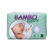 Bamboo Nature 28, stage 1 newborn 1.8-4.1kg by Bambo Nature