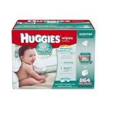 Huggies One & Done Refreshing Baby Wipes , 864 ct by CuteMch