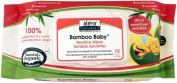 Bamboo Sensitive Baby Wipe by Aleva