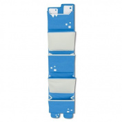 P'kolino Mess Eaters Hanging Organiser - Blue by P'Kolino