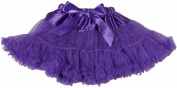 Wenchoice Purple Ruffle Tutu Girl's