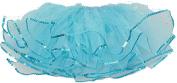Wenchoice Blue Glitter Reversible Tutu Girl's