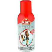Kiwi Protect-all Protects Leather & Fabric Footwear Against Water Dirt 130ml