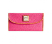 Dooney & Bourke Woman Pebble Continental Clutch