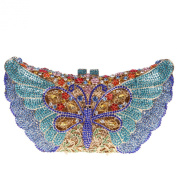 Fawziya® Butterfly Clutch Purse Evening Bags And Clutches For Women