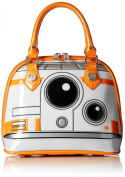 Loungefly BB8 Dome Bag Top Handle Bag