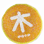 E.a@market Chinese Handmade Beaded Coin Purse