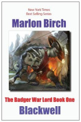 The Badger War Lord Book One [Large Print]
