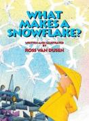 What Makes a Snowflake?