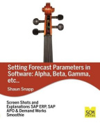 Forecast Parameters in Software