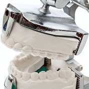 J & S Dental Lab Professional Grade Custom Made UPPER 0.1cm in Thickness Hard Day or Night Guard for Teeth Grinding, Bruxism, Clenching, and TMJ. Order Direct From a Dental Lab with 20+ Years of Experience! Use As Mouth Guard, Dental Guard, Bite Guard. ..