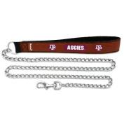 NCAA Texas AM Aggies Chain Dog Leash