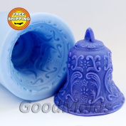 Bell Mould Soap Mould Silicone Moulds Mould for Soap Mould Silicone Mould.