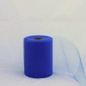 Royal Blue Tulle Roll - 15cm X 100 Yard - Tulle for Decoration and Tutu Dresses
