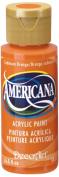 DecoArt Americana Acrylic Paint, 60ml, Cadmium Orange