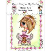 My-Besties Clear Stamps 10cm x 15cm -Blakely Ann Bestie