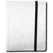 Vallejo Paint LGNBN4DHW Dragon Hide 4 Pocket Binder - White