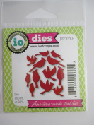 Impresssion Obsession Cardinals Birds Craft Die Set