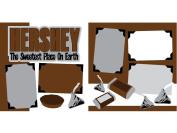 """Hershey"" Scrapbook Kit"