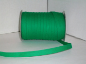 Emerald Double Fold Bias Tape 50 Yds. 1.3cm