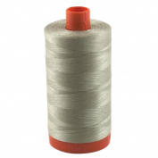 Aurifil Thread 2324 STONE Cotton Mako 50wt Large Spool 1300m