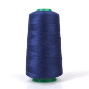 1 Spool Jeans Sewing Thread for Sewing Machine 20S/2 Navy Blue