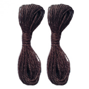 LWR Crafts Jute Cord 1.5mm 14m/pack (Pack of 2)
