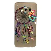 for Samsung Galaxy S6 Edge plus Case, AutumnFall® New Fashion Soft TPU Case Cover