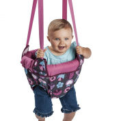 Jump up Doorway Jumper up Pink Bumbly