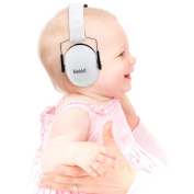 BEBE Muff Hearing Protection - US Certified Noise Reduction Ear Muffs - Bebe by Me International