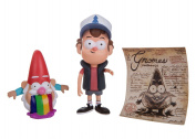 Disney Gravity Falls Dipper Pines & Barfing Gnome 3 Action Figure 2-Pack