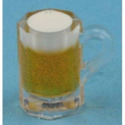 Dollhouse Mug Of Beer-filled
