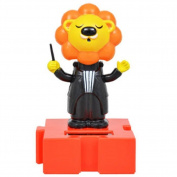 Solar Dancing Musician- Lion