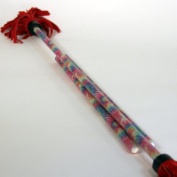 Z-Stix Mosquito Juggling Sticks - Tie Dye - Flower Sticks