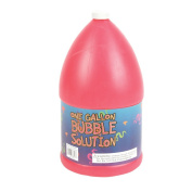 Rhode Island Novelty Bubble Solution, 3.8l