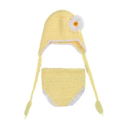 CoFashion Knit Crochet Baby Boy Girl Newborn-9 Months Photography Cartoon Clothes Photo Prop Outfits