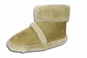 Girls Boys Kids COOLERS Brand Microsuede Fluffy Slipper Boot K200