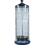 Barbicide Salon Barber Professional Disinfecting Jar, Large 1 Litre