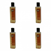 (4 PACK) - Roots/W Orange Rose Geranium Balance Shower Wash | 250ml | 4 PACK - SUPER SAVER - SAVE MONEY