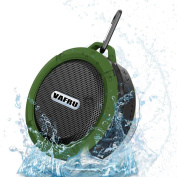 Military version] Vafru Newest IP65 Super Shockproof Waterproof Sport Hi-fi Bass Wireless Portable Bluetooth Speaker Stereo