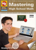 Weekly Reader Learning System Mastering High School Math & The SAT 2009