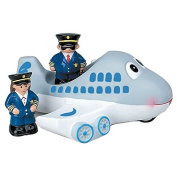Gifts For Aviators Aeroplane Captain Bath Toy