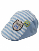 YICHUN Baby Toddler Peaked Cap Flat Baseball Hat Stripe Design Beret Cap