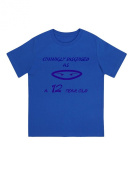 """""""Cunningly Desguised as a 12 Year Old"""" - Unisex Ninja Eyes Birthday T Shirt Gift"""