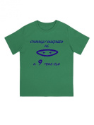 """""""Cunningly Desguised as a 9 Year Old"""" - Unisex Ninja Eyes Birthday T Shirt Gift"""