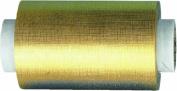 Fripac-Medis Hair Super-Plus Pressed Aluminium Foil 100 m x 12 cm, Gold