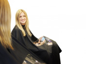 Fripac-Medis Hairdressing Cutcape, Transparent