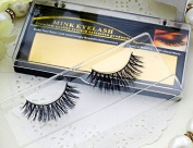 Amazing Quality 100% Hand Made REAL Mink Hair Luxury Eyelashes S212