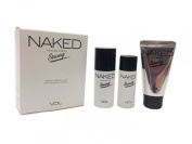 [VDL] Naked Cleansing Trial Kit Strong 4pcs