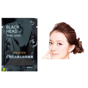 Blackhead Remover Deep Cleansing Purifying Peel Acne Black Mud Face Mask Anti Ageing Facial Mask 10 pcs in one pack